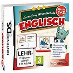 Lernerfolg Grundschule Englisch Klasse 1+2 / [Nintendo DS]